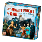 Les Aventuriers du Rail Autour du Monde - DAYS OF WONDER